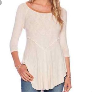 Free People Intimately Weekend Shirt